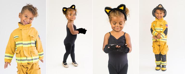 Pop Up Halloween Costume Portraits At Pottery Barn Kids