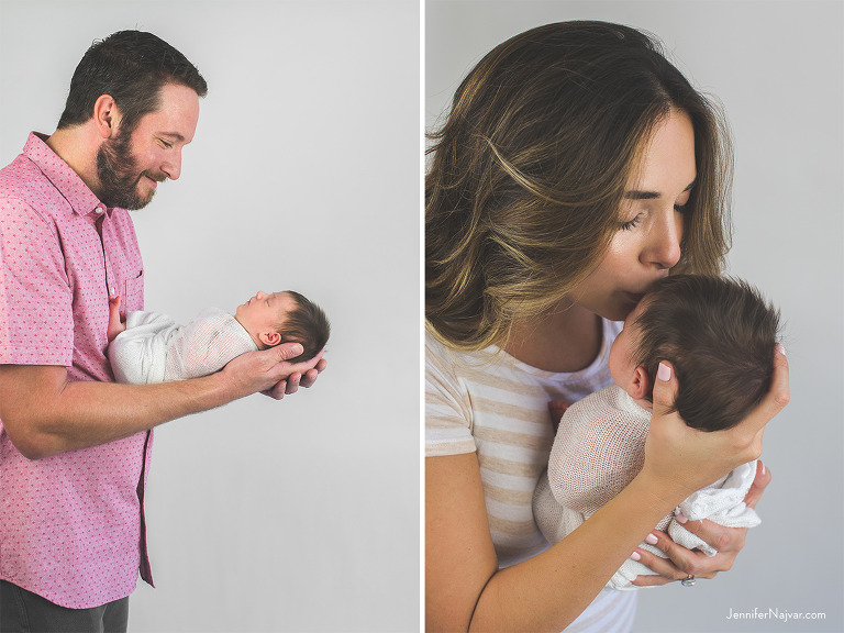 Austin Newborn Portraits