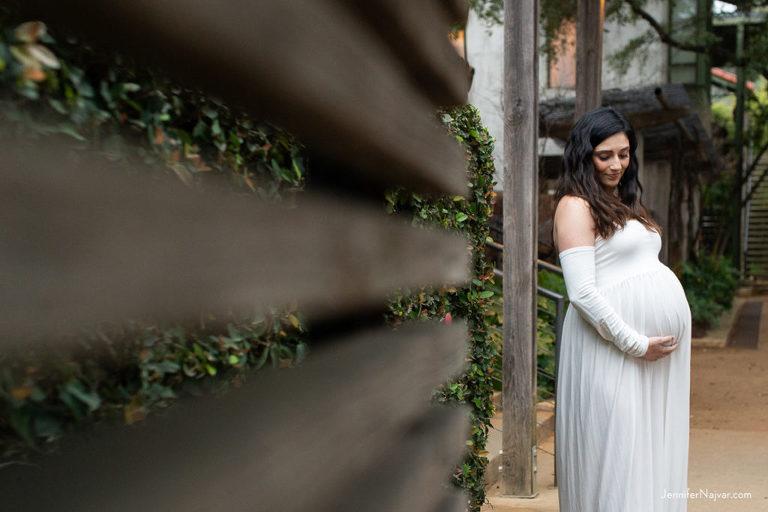 Hotel San Jose Maternity Photography by Jennifer Najvar
